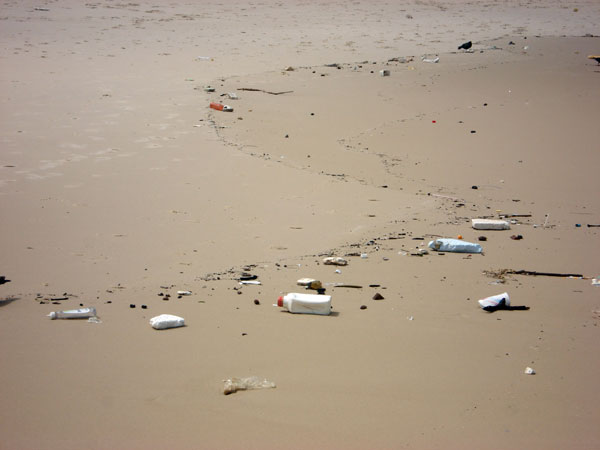 plastic-beach-waste