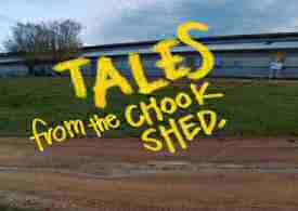 Tales from the Chook Shed