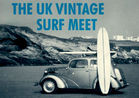 The UK Vintage Surf Meet