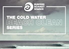 SAS - Cold Water Beach Clean Series