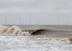 SAS Meeting on Wind Farm Surf Impacts