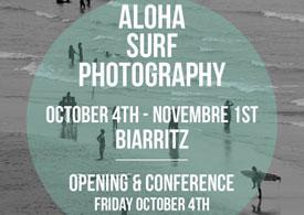 Aloha Surf Photography exhibition
