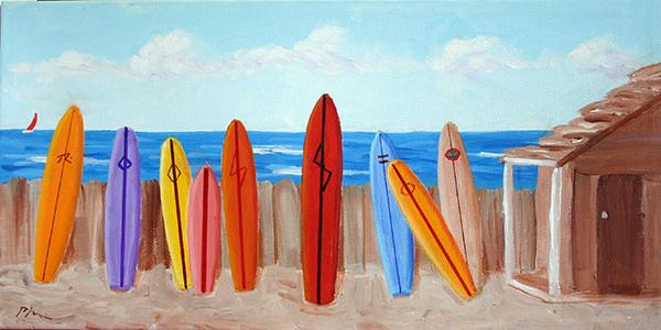 bob phillips surfart