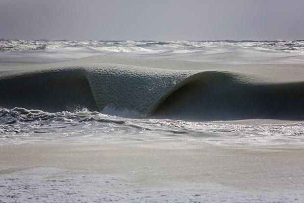 Slush wave