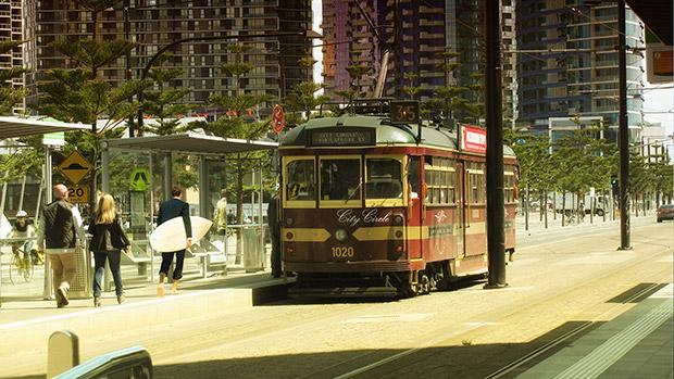 Melbourne Dockland Surf Park