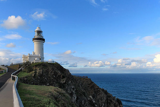 Byron Bay has changed a lot in the last 50 years. The majority of this change is made by humans