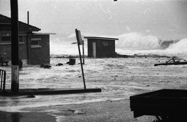 Cyclone Dinah