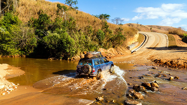 The road less travelled: On the trail with the surfEXPLORE team